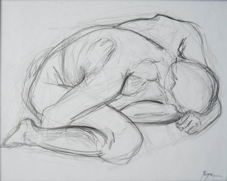 croquis-nu-homme-recroqueville